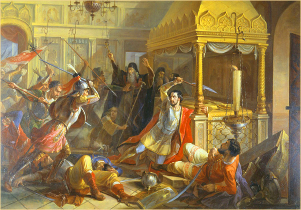 Оплот веры, подвиг князя Волконского, Свято-Пафнутьев монастырь