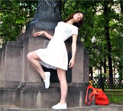 Фотосессия фотомодели. Фотосъемки в центре Москвы. Фотомодель Зарина. 190717. Фотограф Илья Химич. Фотостудия LukBigBox.ru